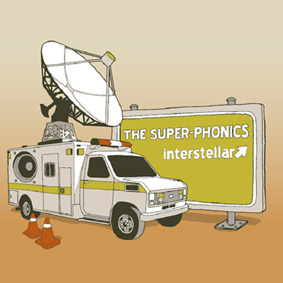 More funk, more disco, more groovin' with the SUPER PHONICS …
