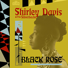 The Silverbacks from Madrid recorded their first album with London-born singer Shirley Davis