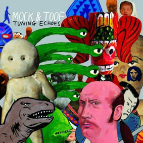 UK's most creative music producers Mock & Toof present their debut album …