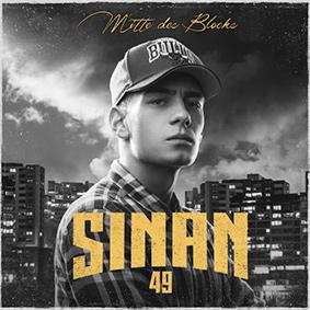 """Der Hannoveraner Rapper Sinan49 veröffentlicht sein Albumdebüt """"Mitte des Blocks"""""""