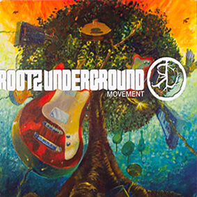 Rootz Underground are the most exciting new band from Jamaica …