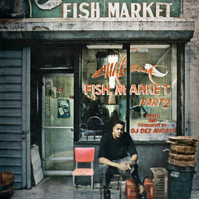 """Chali 2na (Jurassic 5) returns with another episode of his """"Fish Market"""" series …"""