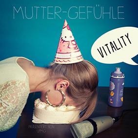 "Die Leipziger Rapperin Vitality dropt ihr Albumdebüt ""Mutter/Gefühle"" via UPMG"