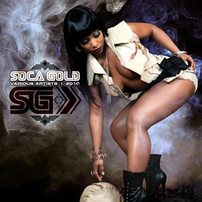 """""""Soca Gold 2010"""" brings the hottest new sounds of the Caribbean …"""