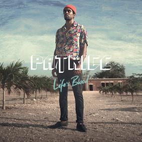 """Auf seinem neuen Album """"Life's Blood"""" besingt Patrice Mut, Euphorie und Sinnlichkeit"""