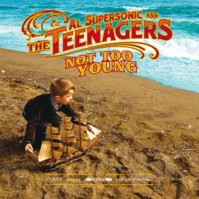 """Al Supersonic & The Teenagers: """"We are not a soul band, we are just soul boys"""" …"""