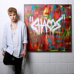 """Mit seinem zweiten Album """"Chaos"""" holt KAYEF zum nächsten Schlag aus"""