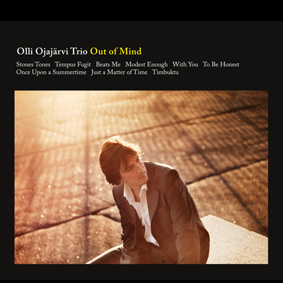 Debut album by Finnish jazz group Olli Ojajärvi Trio …