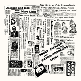 Reissue of rare private press jazz LP by Bobby Jackson …