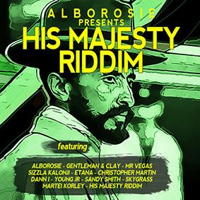 Alborosie Pres. His Majesty Riddim – Run the rhythm!
