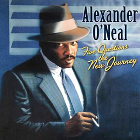 Alexander O'Neal returns with a brand new album …