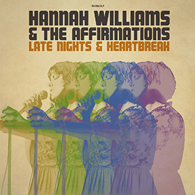 The much awaited second album by UK's soul hurricane Hannah Williams