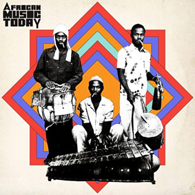 """The compilation """"African Music Today"""" spotlights a diverse range of contemporary African artists …"""