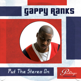 Gappy Ranks has it all under lock and key …