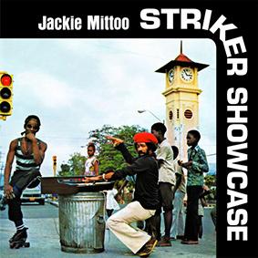Jackie Mittoo – Striker Showcase (2CD) (17 North Parade)