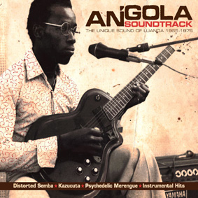Various – Angola Soundtrack (Analog Africa)