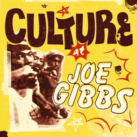 Culture – Culture At Joe Gibbs (Box-Set) (17 North Parade)