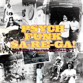 Various – Psych-Funk Sa-Re-Ga (1970-83 from India) (World Psychedelic Funk Classics)