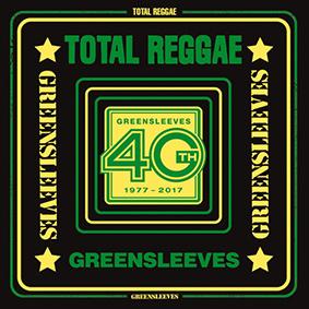 Various – Total Reggae – Greensleeves 40 Years (2CD) (Greensleeves)