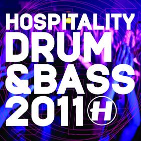 Hospital Presents – Hospitality Drum & Bass 2011 (Hospital)