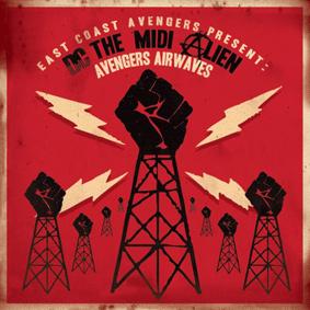 DC The Midi Alien – Avengers Airwaves (Brick)