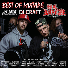 MC Bogy & DJ Craft – Best Of Mixtape (NMK Entertainment / Distri)