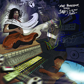 Mad Professor Meets Jah9 – In The Midst Of The Storm (VP / Steam Chalice)