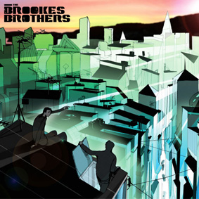 Brookes Brothers – Brookes Brothers (Breakbeat Kaos)