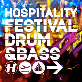 Hospital Presents – Hospitality Festival Drum & Bass (Hospital)