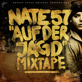Nate57 – Auf Der Jagd (Rattos Locos Records)