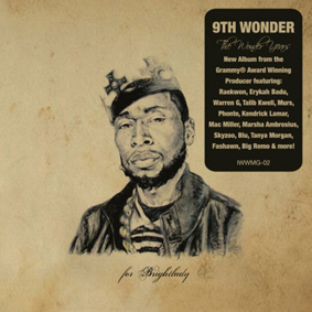 9th Wonder – The Wonder Years (It's A Wonderful World Music Group)