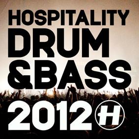 Hospital Presents – Hospitality Drum & Bass 2012 (Hospital)