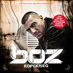 BOZ – Kopfkrieg (Rattos Locos Records)