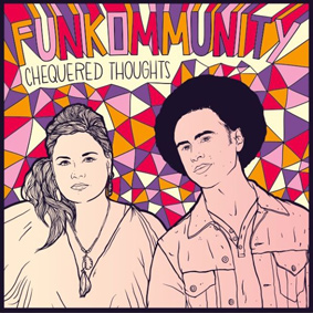 Funkommunity – Chequered Thoughts (Melting Pot Music)