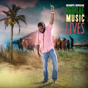 Gramps Morgan – Reggae Music Lives (Gargamel / Dadason)