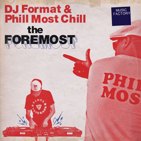 DJ Format & Phill Most Chill – The Foremost (Project Blue Book)