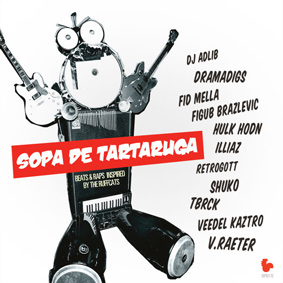 Various – Sopa De Tartaruga (Inspired By Ruffcats) (Melting Pot Music)