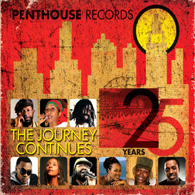 Various – Penthouse 25 – The Journey Continues (VP)