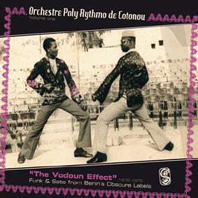 Orchestre Poly-Rythmo De Cotonou – The Vodoun Effect (Analog Africa)