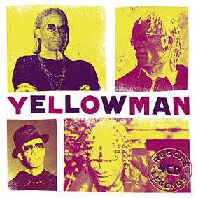 Yellowman – Reggae Legends (Box Set) (VP Records)