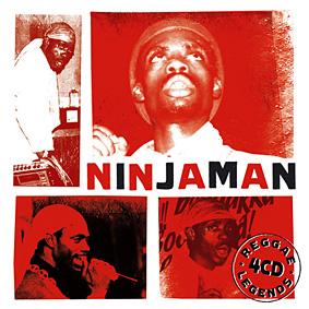 Ninjaman – Reggae Legends (Box Set) (VP Records)