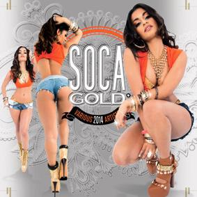 Various – Soca Gold 2014 (CD+DVD) (VP)