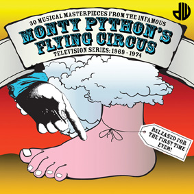 Monty Pythons Flying Circus present – The Unreleased TV Soundtrack 1969 – 1974 (De Wolfe Music)