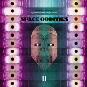 Alexis Le-Tan & Jess present – Space Oddities Vol. 2 (Permanent Vacation)