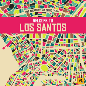 The Alchemist & Oh No – Present: Welcome To Los Santos (Mass Appeal)