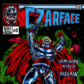 Czarface (Inspectah Deck & 7L & Esoteric) – Every Hero Needs A Villain (Brick)