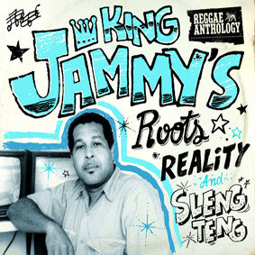 King Jammy – Roots Reality And Sleng Teng (2CD+DVD Edition) – Reggae Anthology (17 North Parade)