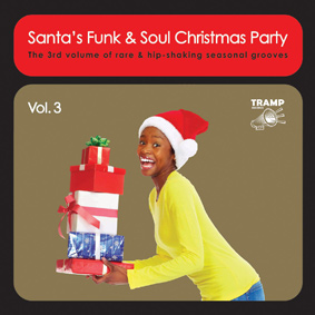 Various – Santa's Funk & Soul Christmas Party Vol.3 (Tramp Records)