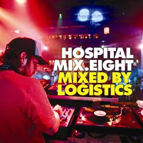 Various – Hospital Mix.8 – Mixed by Logistics (Hospital)