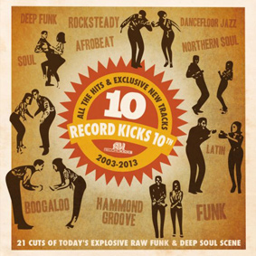 Various – Record Kicks 10th (Record Kicks)